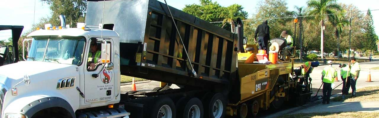 Paving and Asphalt Services