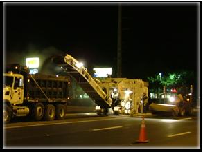 Highway Paving & Asphalt Services